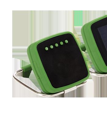 Portable BT solar Speaker